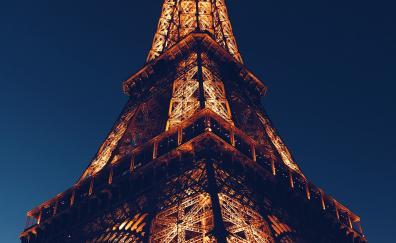 Architecture, Eiffel tower, paris