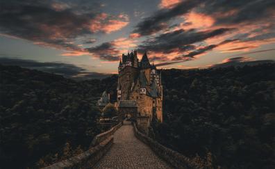 Wierschem germany castle