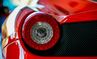 Taillight rear ferrari 458