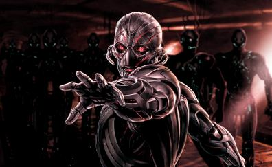 Ultron supervillain marvel comics
