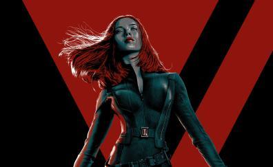 Scarlett johansson natasha romanoff black widow marvel