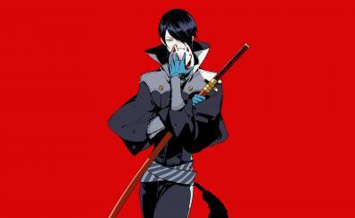 Yusuke kitagawa video game persona 5