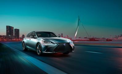 Lexus es 300h f sport 2018