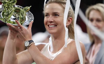 Cup, Tennis, Elina Svitolina