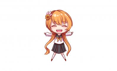 Anime nisekoi anime girl minimal