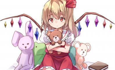 Cute flandre scarlet toys
