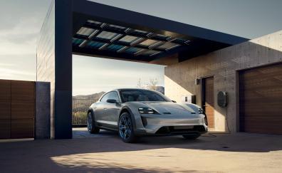 Porsche mission e cross turismo geneva motor show 2018 4k