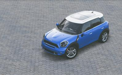 Compact car cooper s clubman