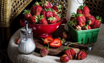 Fruits basket strawberry