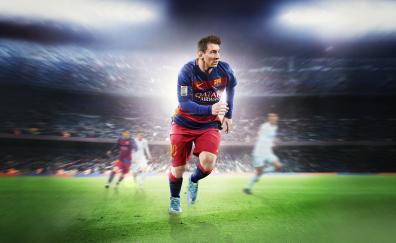 Lionel messi fifa 16 ea sports 4k