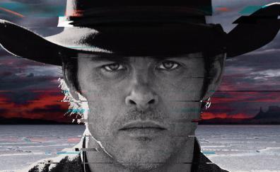 James marsden teddy flood westworld season 2 poster