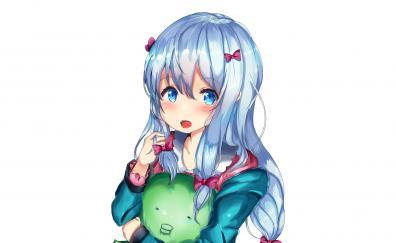 Cute sagiri izumi anime