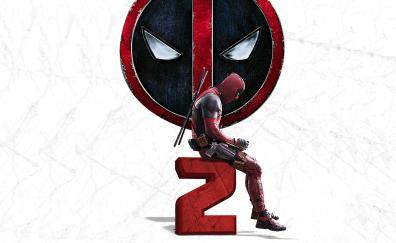 Deadpool 2 4k poster