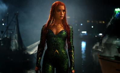 Movie, Aquaman, Amber Heard, Mera