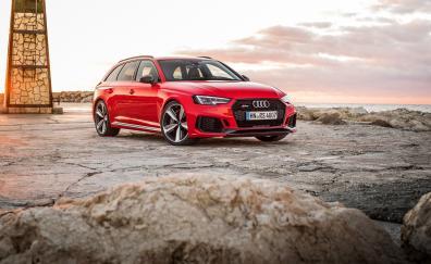 Audi rs 4 avant 2017