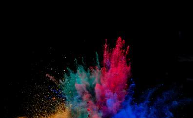 Color blast colorful