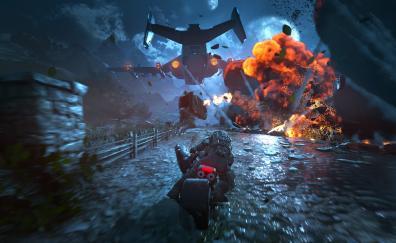 Gears 4 gameplay 4k