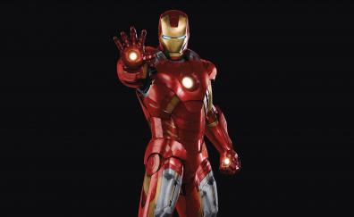 Iron man, marvel comics, superhero