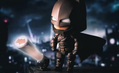 Batman, The Bat Signal, LEGO, figure, toy