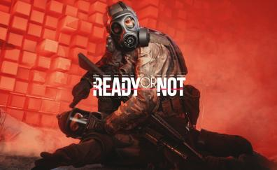 Ready or not video game 4k
