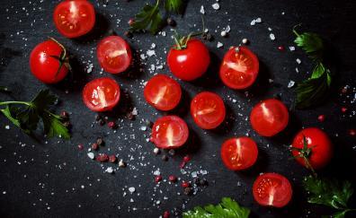Tomato vegetables 4k