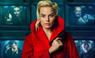 Margot terminal 2018 movie poster