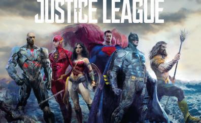 Justice league artwork 4k