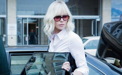 Atomic blonde charlies actress sunglasses movie