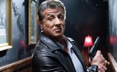 Sylvester stallone in escape plan 2 hades 2018 movie