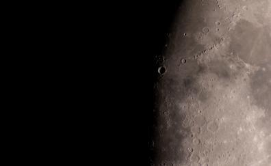 Half moon surface 5k