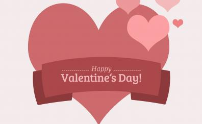 Valentines day heart digital art