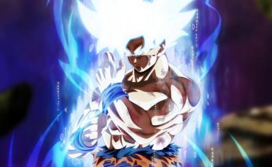 Goku dragon ball super anime 5k
