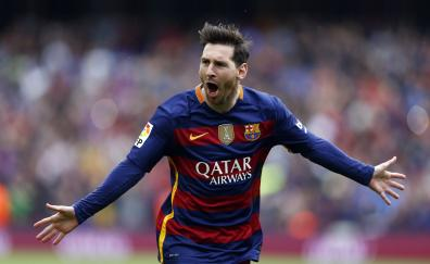 Lionel messi celebrity player