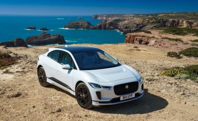White jaguar i pace