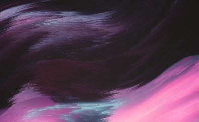 Abstract, lines, dark, pink