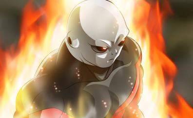 Anime boy dragon ball jiren
