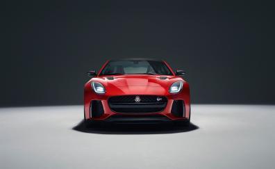 2018 jaguar f type svr