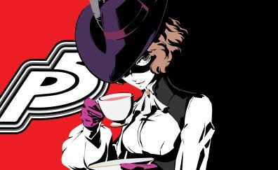 Anime girl persona 5