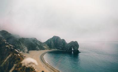 Durdle door coast uk