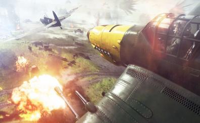 Video game battlefield v