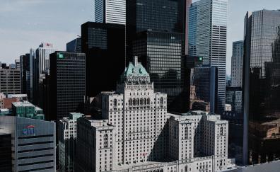 Cityscape 18 york st  toronto canada