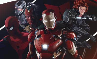 Avengers marvel superheroes