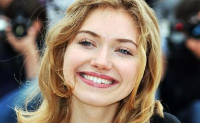 Imogen poots smile cute