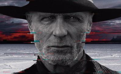 Ed harris in westworld season 2