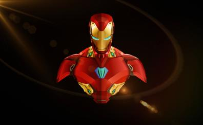 Iron man, avengers: infinity war, marvel comics