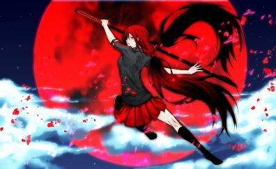 Warrior saya kisaragi