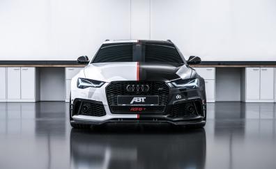 2018 ABT Audi RS6 avant, Jon Olsson