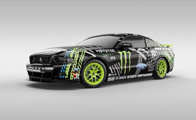 2013 ford mustang boss 302 race car
