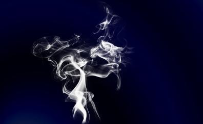 Smoke abstract 4k