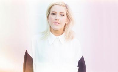 Celebrity, Ellie Goulding, portrait